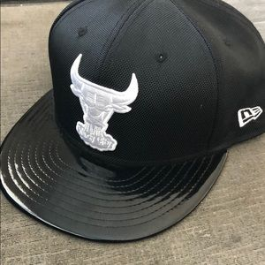 Chicago Bulls NBA Windy City Hat